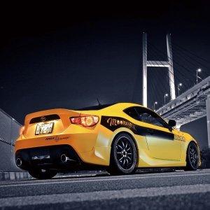 Photo2: MOON Racing Wheel 18 x 7.5 5H