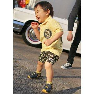 Photo2: MOONEYES Infant Short Pants