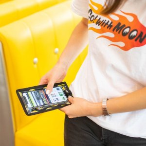 Photo2: MOON / MOON Equipped Mobile Holder