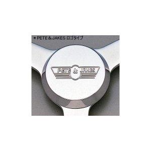 Photo2: Pete & Jakes Newstalagia Billet Steering Wheels 3spoke