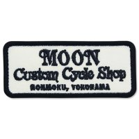 MOON Custom Cycle Shop Patches