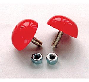 Photo1: Prothane Button Style Bump Stop Small