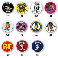 Rat Fink Can Badge