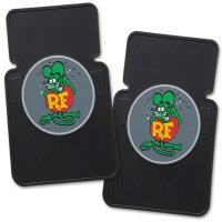 Rat Fink Rubber Floor Mat
