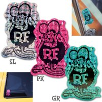 Rat Fink Prism Decal