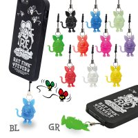 Rat Fink Earphone Jack Charm