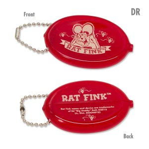 Photo5: Rat Fink Coin Purse