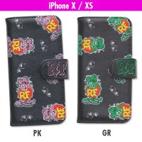 Rat Fink iPhone X, XS Flip Case