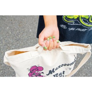 Photo2: Rat Fink Mazooma! Tote