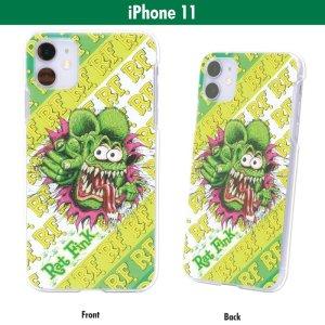 Photo1: Rat Fink iPhone 11  Hard Case