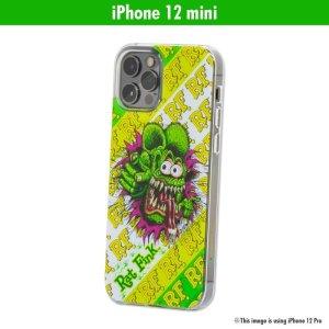 Photo1: Rat Fink iPhone 12 mini Hard Case