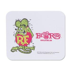 Photo2: Rat Fink Mousepad