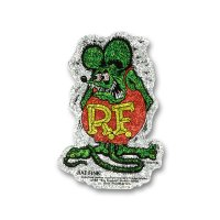 Rat Fink Crazy Flake Metal Flake