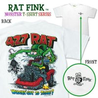 "Rat Fink Monster T-Shirt ""427 Rat Shirt"""