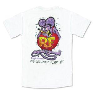 """Photo2: Rat Fink Monster T-Shirt """"Purple Passion"""""""