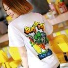 "Additional Images1: Rat Fink Monster T-Shirt ""Purple Passion"""