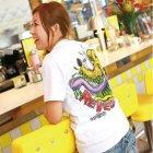 "Additional Images2: Rat Fink Monster T-Shirt ""Purple Passion"""