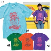 Rat Fink Foaming Color T-shirt