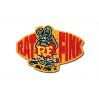 Rat Fink Rat Fink Patch
