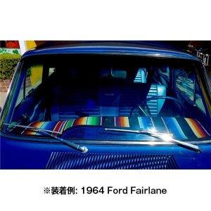 Photo5: Foreign Cars Original Serape Dashboard Covers (Dashmat)
