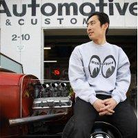 MOON Equipped Sweatshirts Gray