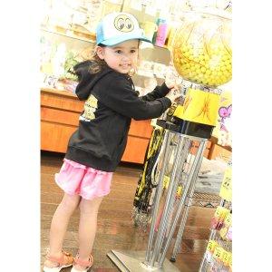 Photo3: Kids MOON Eyeball Baseball Caps