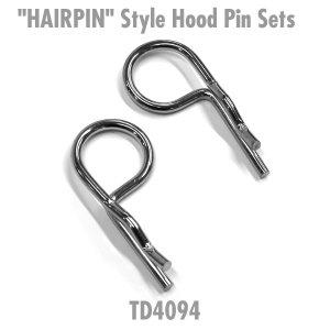 "Photo2: ""HAIRPIN"" Style Hood Pin Sets"