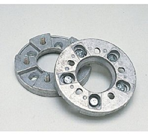 Photo1: 5hole Wheel Spacer 5 1/2inch → 5inch