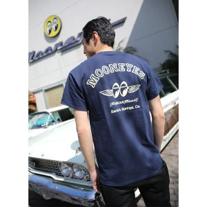 Photo5: Fly with MOON T-Shirt