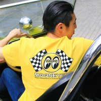 Checker MOON T Shirts