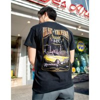 Heart of Yokohama Cruisin T-shirts