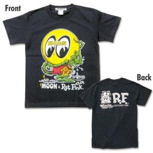 Photo2: Rat Fink x MOON T-shirt