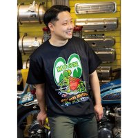 Rat Fink X MOON Paint T-shirt