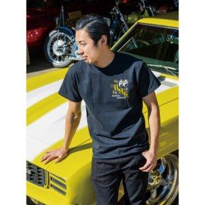 Photo2: MOON Honmoku Then & Now T-shirt