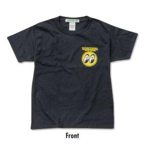 Photo3: Kids & Ladies MOONEYES Racing Division T-Shirt