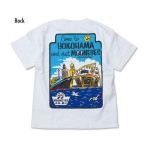 Photo3: Kids MOON Come to YOKOHAMA T-Shirts