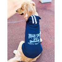 MOON Dog Hoodie for Medium to Large