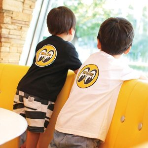 Photo1: MOON Infant T-Shirt (3 years old ~ 5/6 years old)