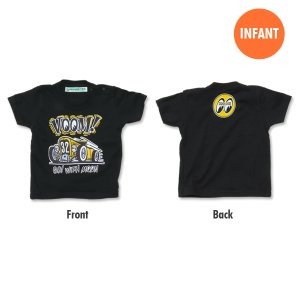Photo2: MOON VOOM Infant T-shirt