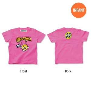 Photo1: MOON Weeplus Infant T-shirt