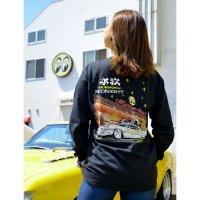 Honmoku Midnight Long Sleeve T-shirt