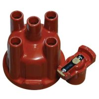 Air Cooled VW Distributor Cap and Rotor for Posh