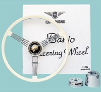 Banjo Steering Wheel VW Boss Adapter Kit for Type1 49-59