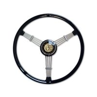 Banjo Steering Wheel Black 40cm