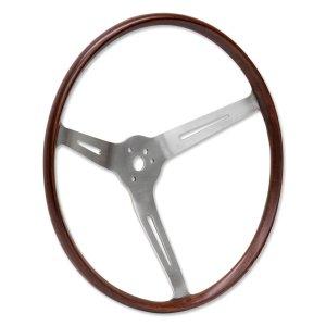"""Photo3: FLAT4 GT Wood Steering Wheel 14"""""""