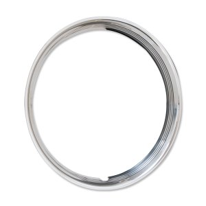 Photo1: HOT ROD Trim Ring Ribbed 14inch / 15inch / 16inch