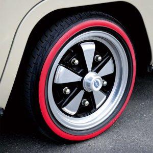Photo2: Red Ribbon Skinny Type PORT-O-WALL