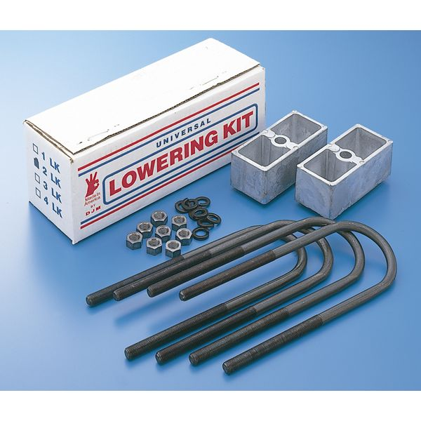 Lowering Block Kit 3 inch (7 5cm)