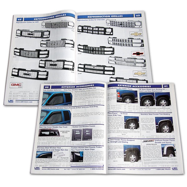 Lmc Truck Chevy >> Lmc Truck Com Part Catalog 88 98 Chevy Gmc Truck