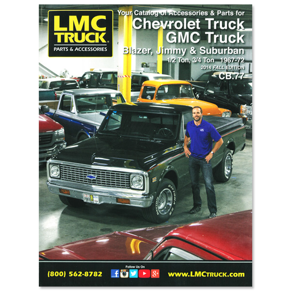 Chevy Truck Performance Parts Catalog
